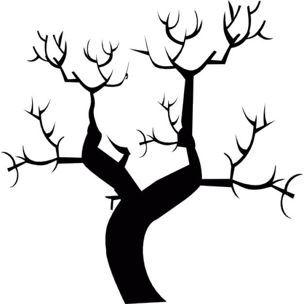 hiver arbre sans feuilles icon gratuit - Arbre Sans Feuille