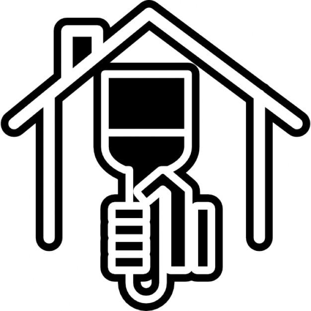 La maison de la peinture t l charger icons gratuitement - La maison de la peinture ...