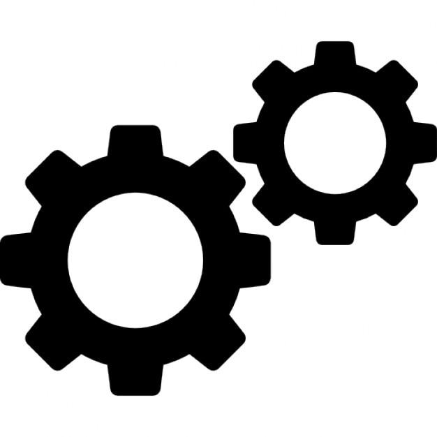 La rotation des engrenages t l charger icons gratuitement - Dessin dxf gratuit ...