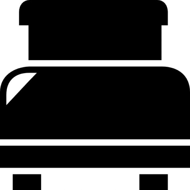 lit noir t l charger icons gratuitement. Black Bedroom Furniture Sets. Home Design Ideas