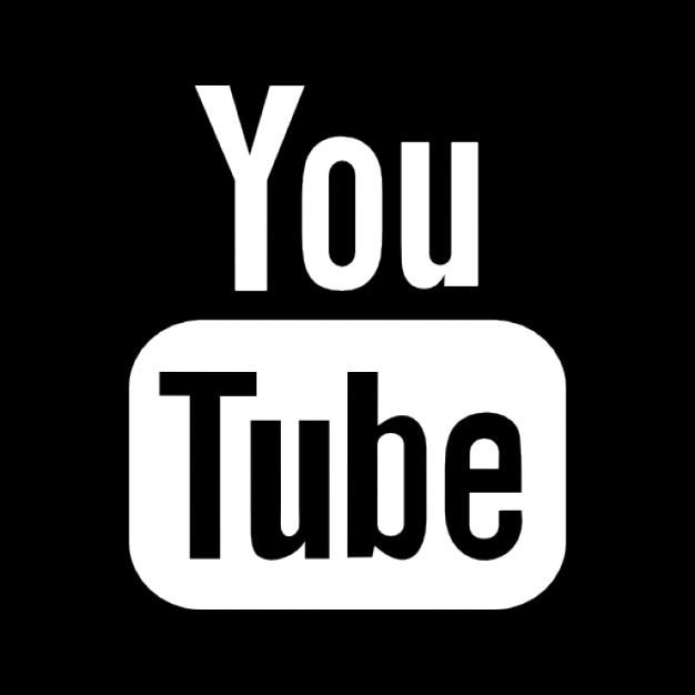 Logo youtube dans un carr t l charger icons gratuitement for Dans youtube