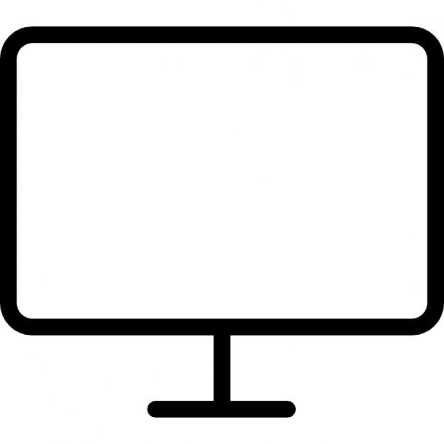 moniteur cran plat t l charger icons gratuitement. Black Bedroom Furniture Sets. Home Design Ideas