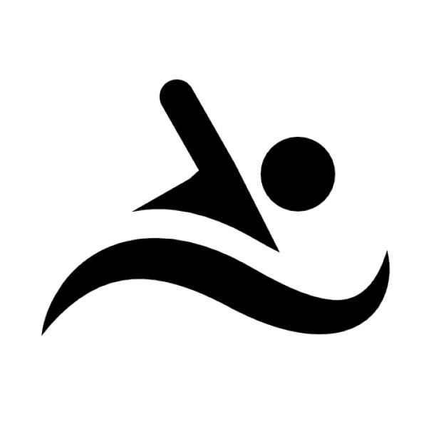 logo natation gratuit
