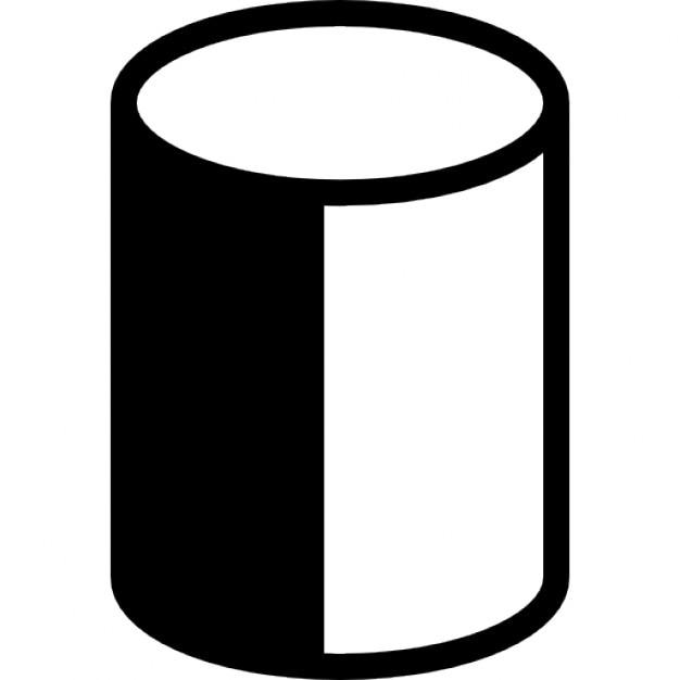 Objet cylindrique en deux dimensions t l charger icons - Objet cylindrique 94 ...