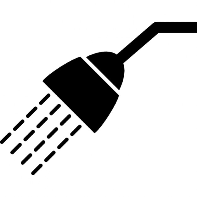 Outil de douche salle de bains t l charger icons for Outil de conception salle de bain