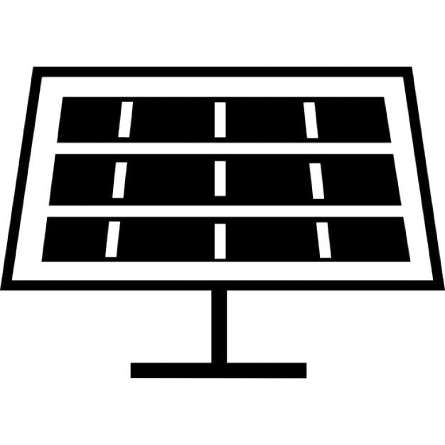Panneau solaire ios 7 symbole d 39 interface t l charger for Qu est ce qu un panneau solaire