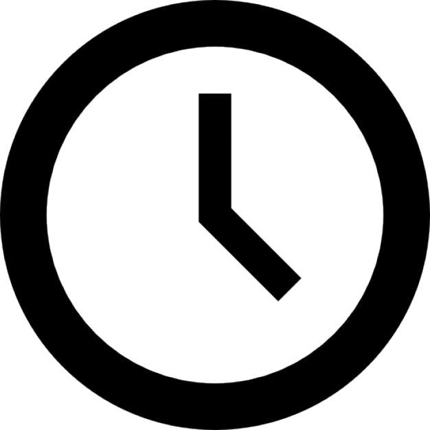 petite horloge murale t l charger icons gratuitement. Black Bedroom Furniture Sets. Home Design Ideas