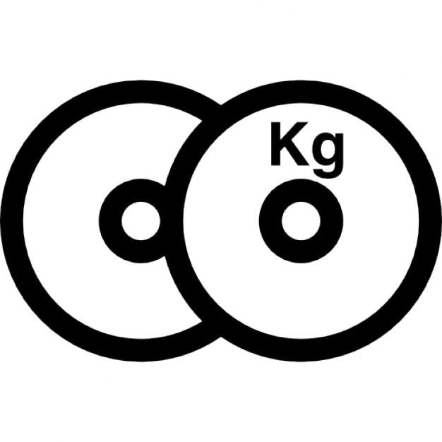 Poids en kg rondes t l charger icons gratuitement - Surveiller votre poids gratuit ...
