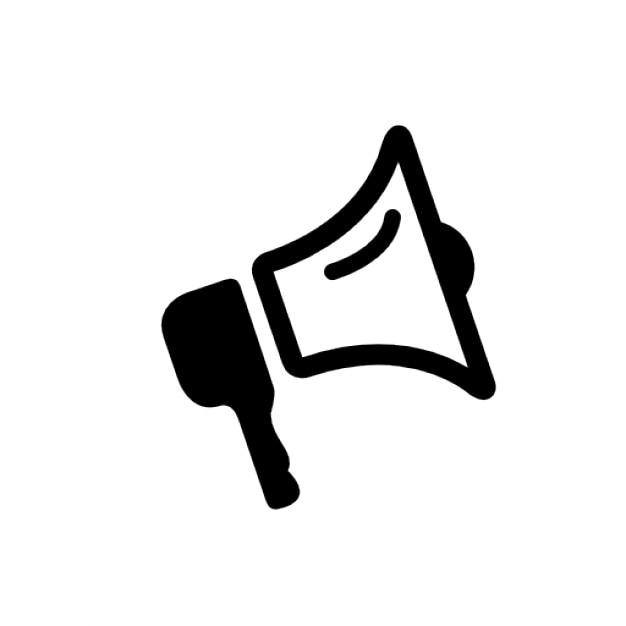 Portevoix Télécharger Icons Gratuitement - Porte voix