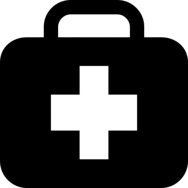Premiers Secours Kit Icons gratuit