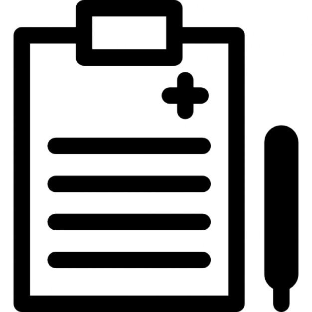 Ordonnance médicale png, vecteurs, psd et icônes pour.