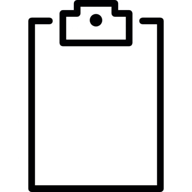 presse papiers vide t l charger icons gratuitement. Black Bedroom Furniture Sets. Home Design Ideas