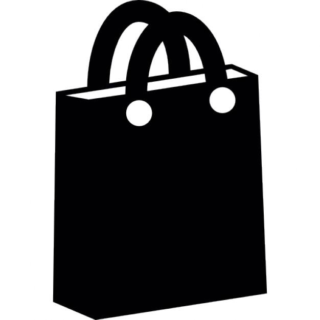 sac de papier pour faire du shopping t l charger icons gratuitement. Black Bedroom Furniture Sets. Home Design Ideas