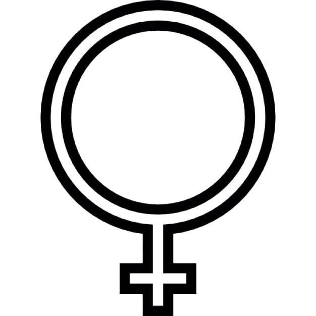 signe femelle de genre