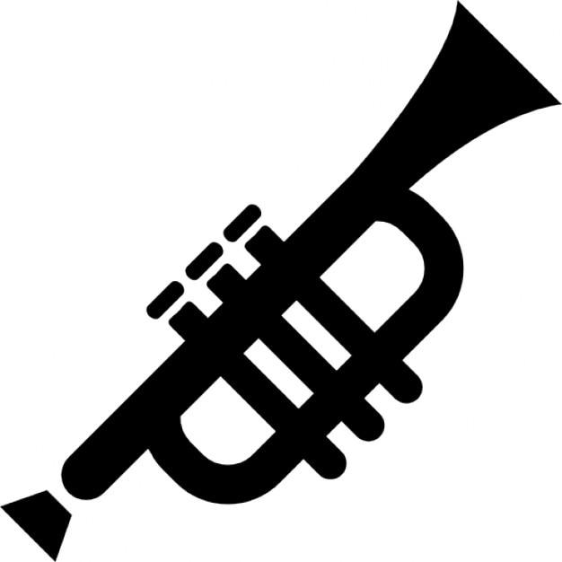 silhouette trompette t u00e9l u00e9charger icons gratuitement saxophone clip art vector free saxophone clip art dots