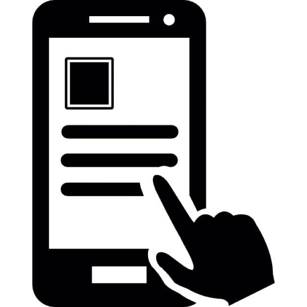Smartphone | Télécharger Icons gratuitement