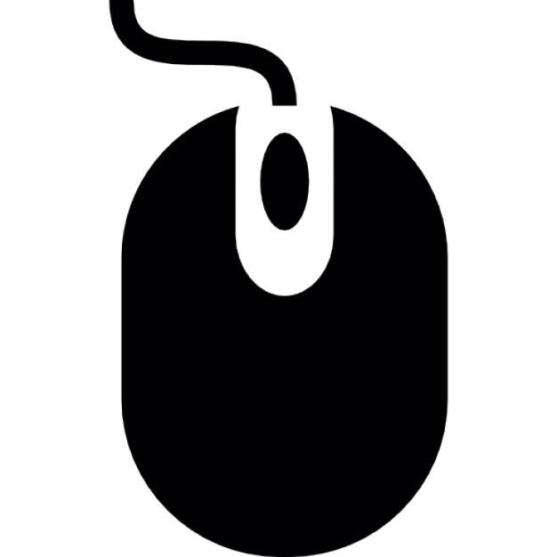 souris avec fil et scroller t l charger icons gratuitement. Black Bedroom Furniture Sets. Home Design Ideas