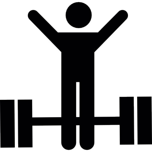 Favori Sport silhouette de l'homme | Télécharger Icons gratuitement SS51