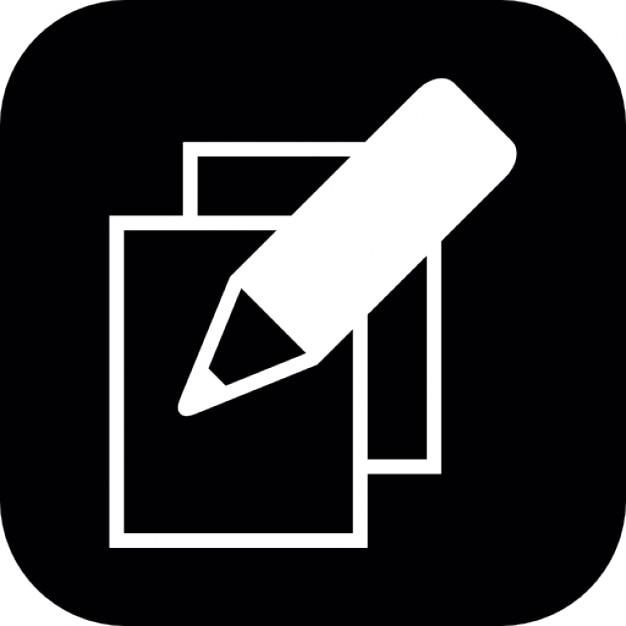 stylo sur du papier