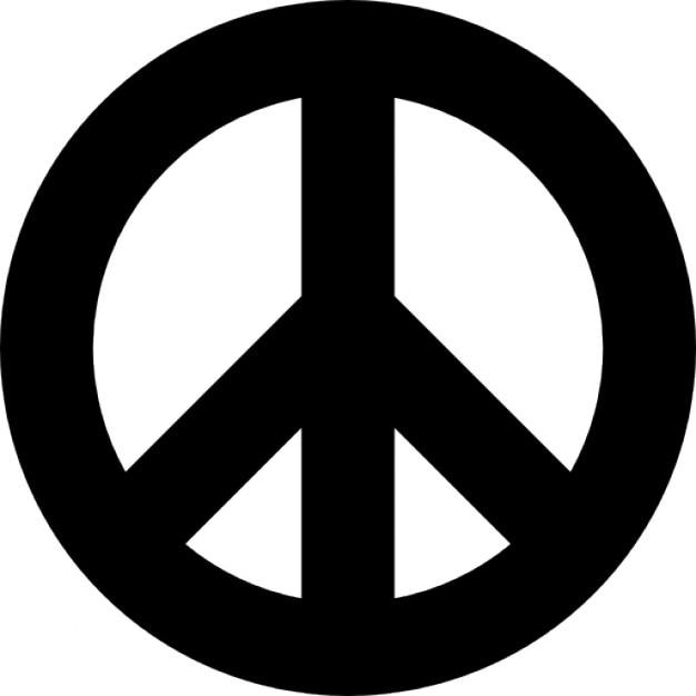 Extrem Symbole de paix | Télécharger Icons gratuitement LQ47