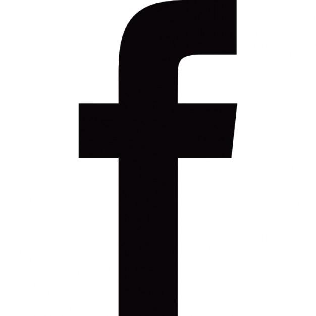 logo facebook branco