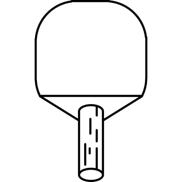 Tennis de table raquette t l charger icons gratuitement - Colle pour raquette de tennis de table ...