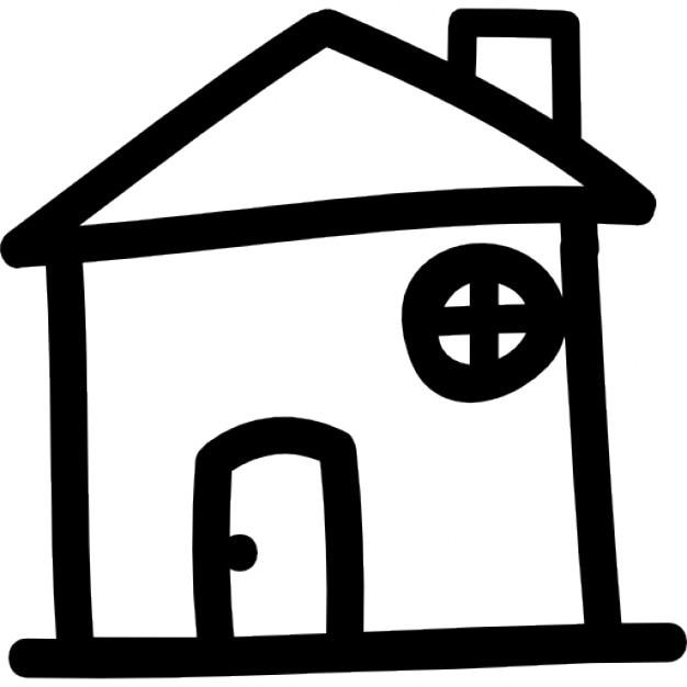 Trac de la ligne main de la maison t l charger icons for Tout pour la maison en ligne