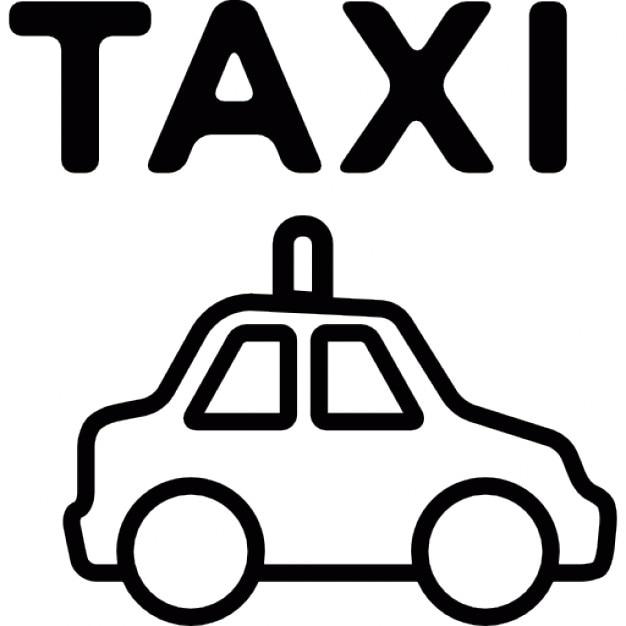 transport par taxi t l charger icons gratuitement. Black Bedroom Furniture Sets. Home Design Ideas