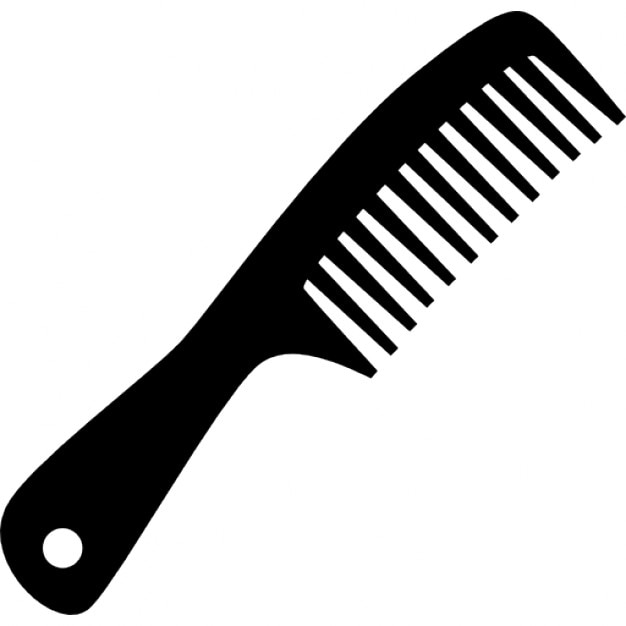 A hairbrush is a girl039s best friend 2