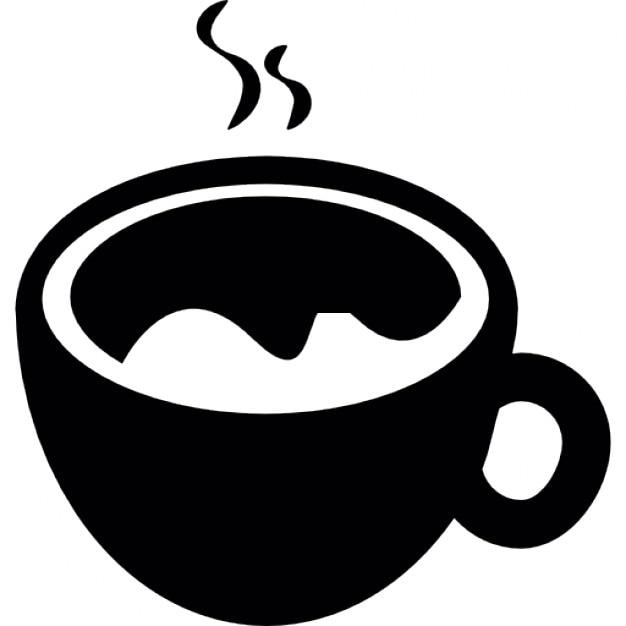 Tasse A Cafe Et Support Bois