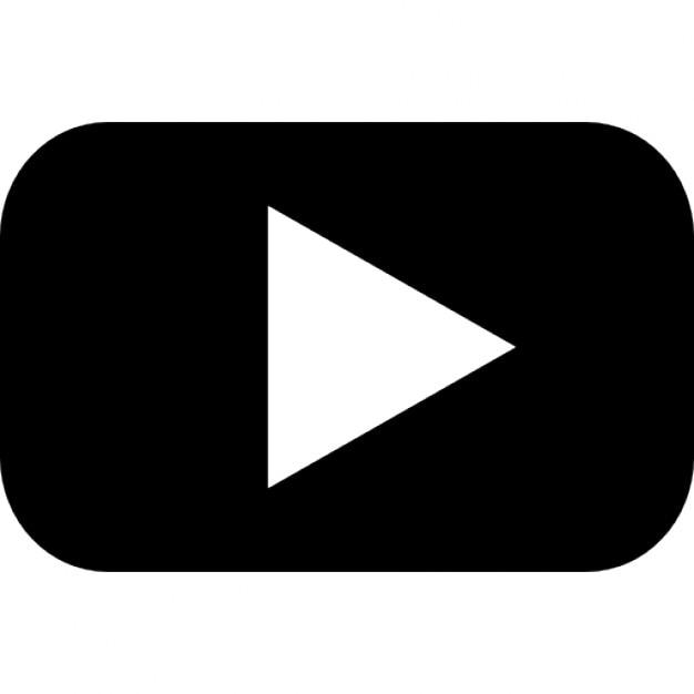 youtube bouton de lecture t l charger icons gratuitement. Black Bedroom Furniture Sets. Home Design Ideas