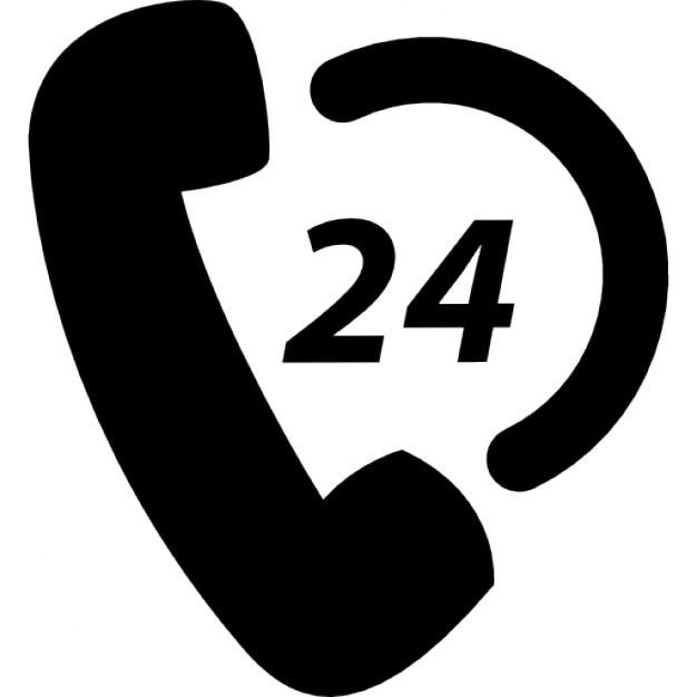 24 horas de teléfono de atención comercial | Descargar