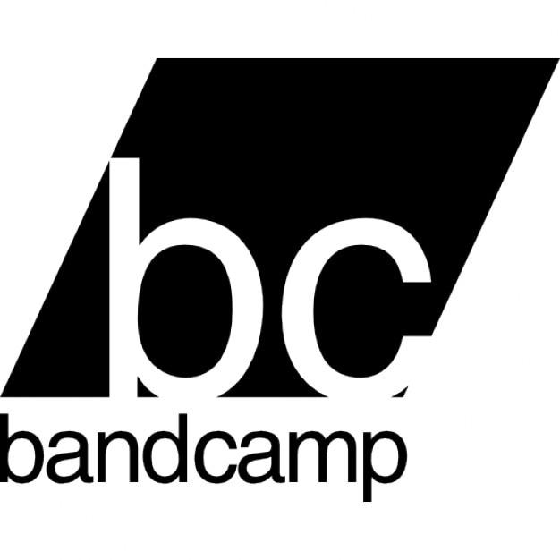 Bandcamp variante logo | Descargar Iconos gratis