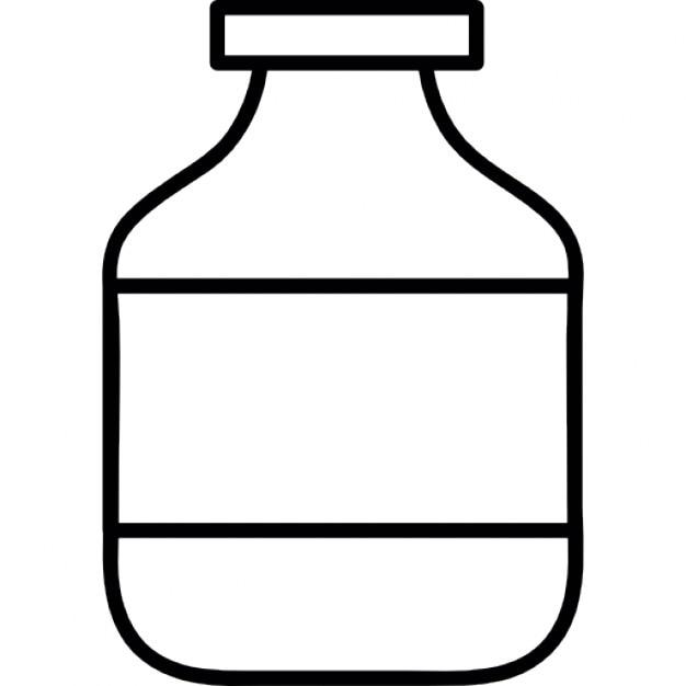 Botella de agua de pl stico descargar iconos gratis - Pintar botellas de plastico ...