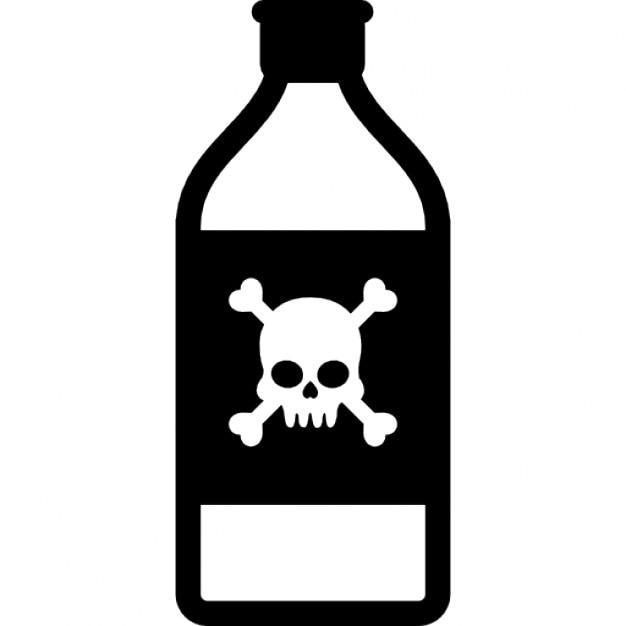 Botella de veneno | Descargar Iconos gratis