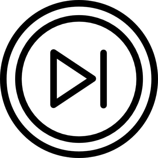 Bot n cap tulo siguiente esquema descargar iconos gratis for Icono boton