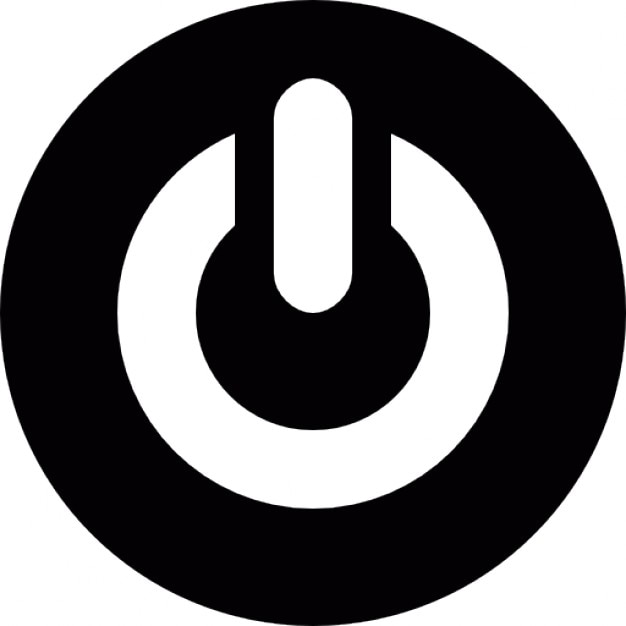 bot n de apagado descargar iconos gratis