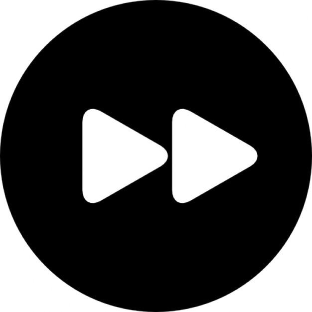 Bot n de avance r pido descargar iconos gratis for Icono boton