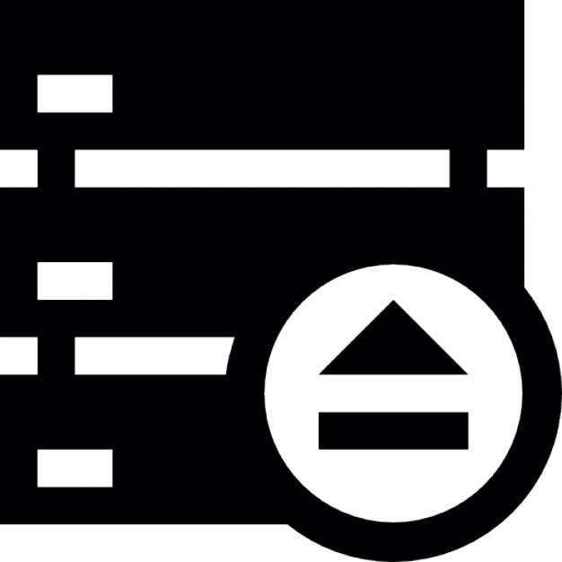 Bot n de expulsi n servidor descargar iconos gratis for Icono boton