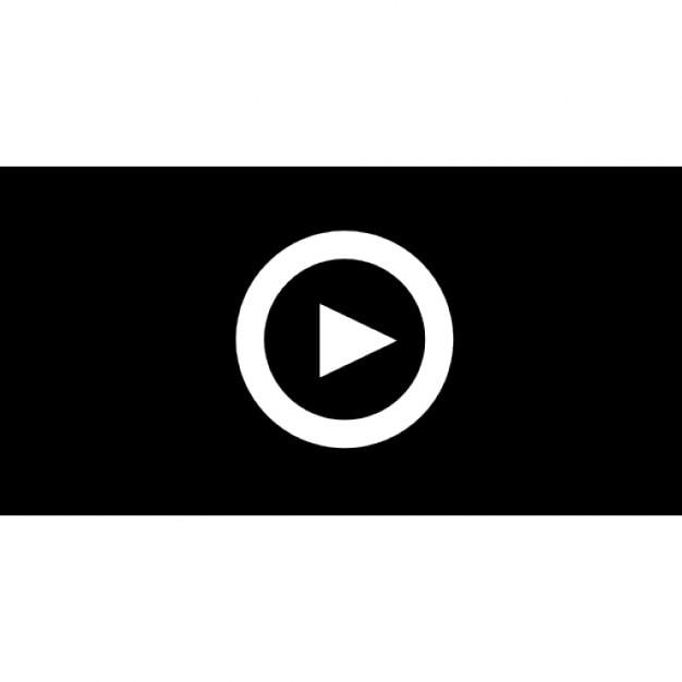 Bot n de reproducci n descargar iconos gratis for Icono boton
