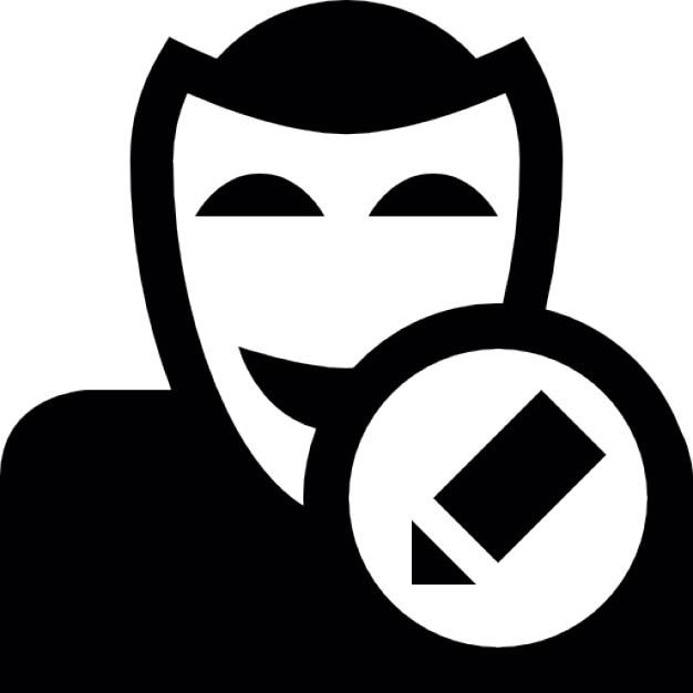 Bot n editar avatar descargar iconos gratis for Icono boton
