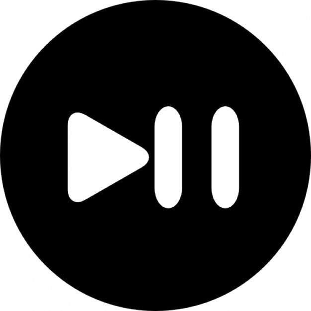 Bot n play pause descargar iconos gratis for Icono boton