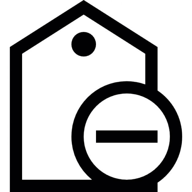 Bot n quitar etiqueta descargar iconos gratis for Icono boton