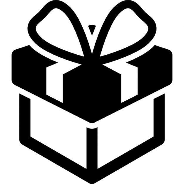 Caja de regalo descargar iconos gratis for In regalo gratis