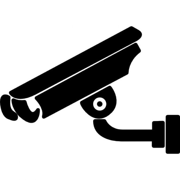 C mara de video vigilancia descargar iconos gratis - Camaras de videovigilancia ...