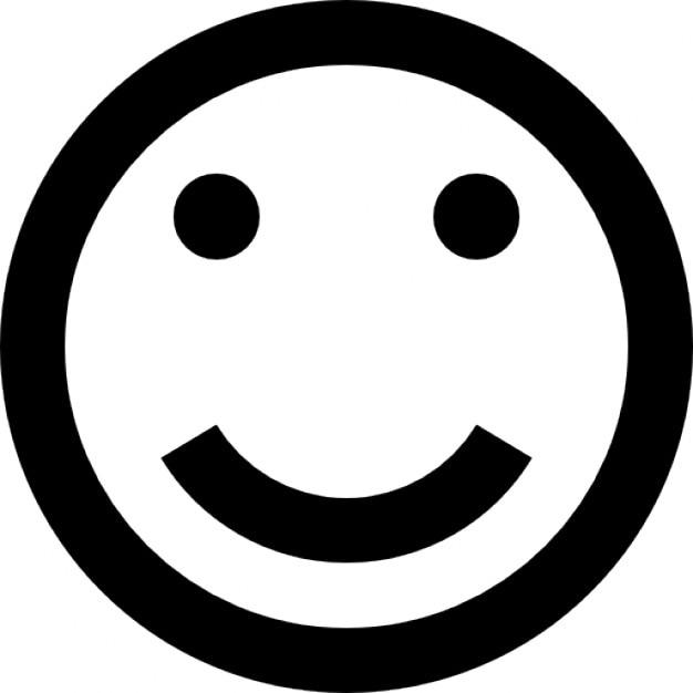 Cara sonriente emoticono | Descargar Iconos gratis