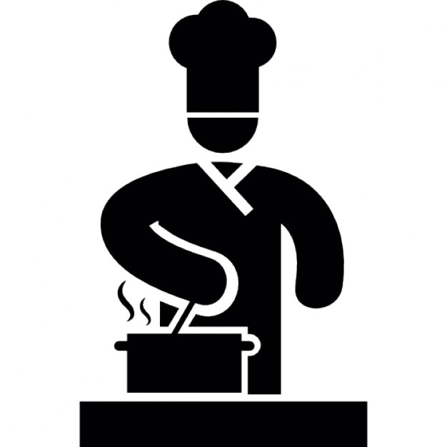 Cocina cocinar comida caliente descargar iconos gratis for Cocinar para 9 personas