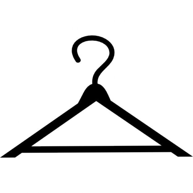 Colgador para la ropa descargar iconos gratis for Colgador ropa pared