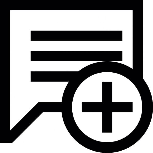Comentar bot n a adir descargar iconos gratis for Icono boton