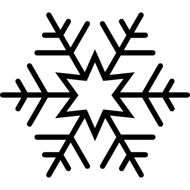 Snowflake amp Symbol Vector Images over 32000